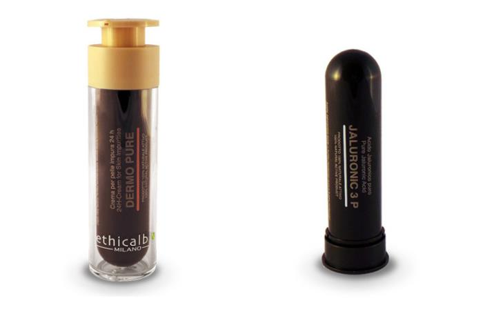 Quadpack develops refillable airless for Ethical Beauty's anti-ageing range