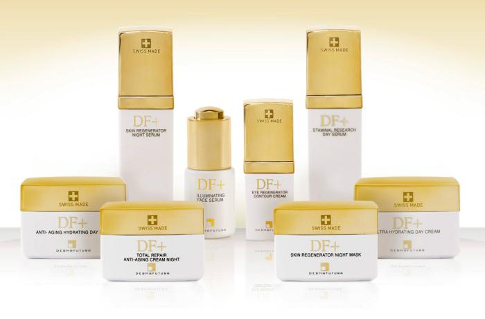 Quadpack creates luxury packaging collection for Dermafutura