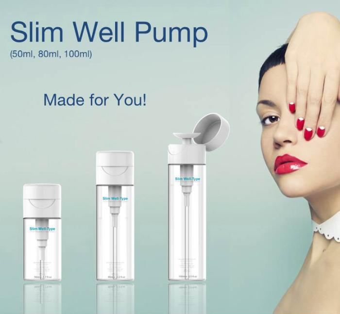 Quadpack and Yonwoo's best-selling Well Pump goes slimline