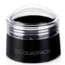 Quadpack's hot trending blush pot for the hip young crowd