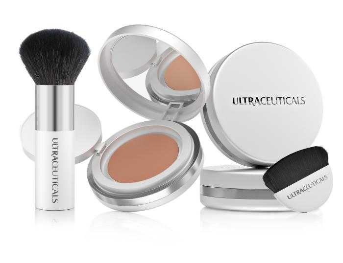 Yonwoo airtight compact for Ultraceuticals' CC Mineral foundation