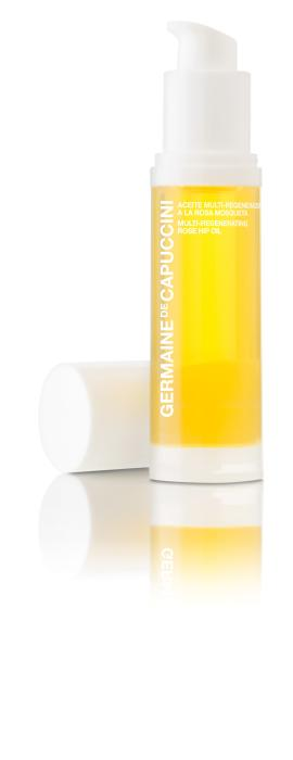 Germaine de Capuccini opts for airless for new rosehip oil formula