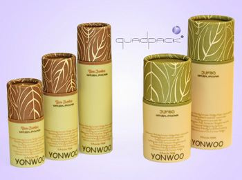 Yonwoo Jumbo Natural for brands that respect the environment