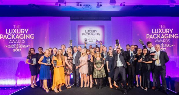 Double award win for Quadpack at Luxury Packaging Awards 2017