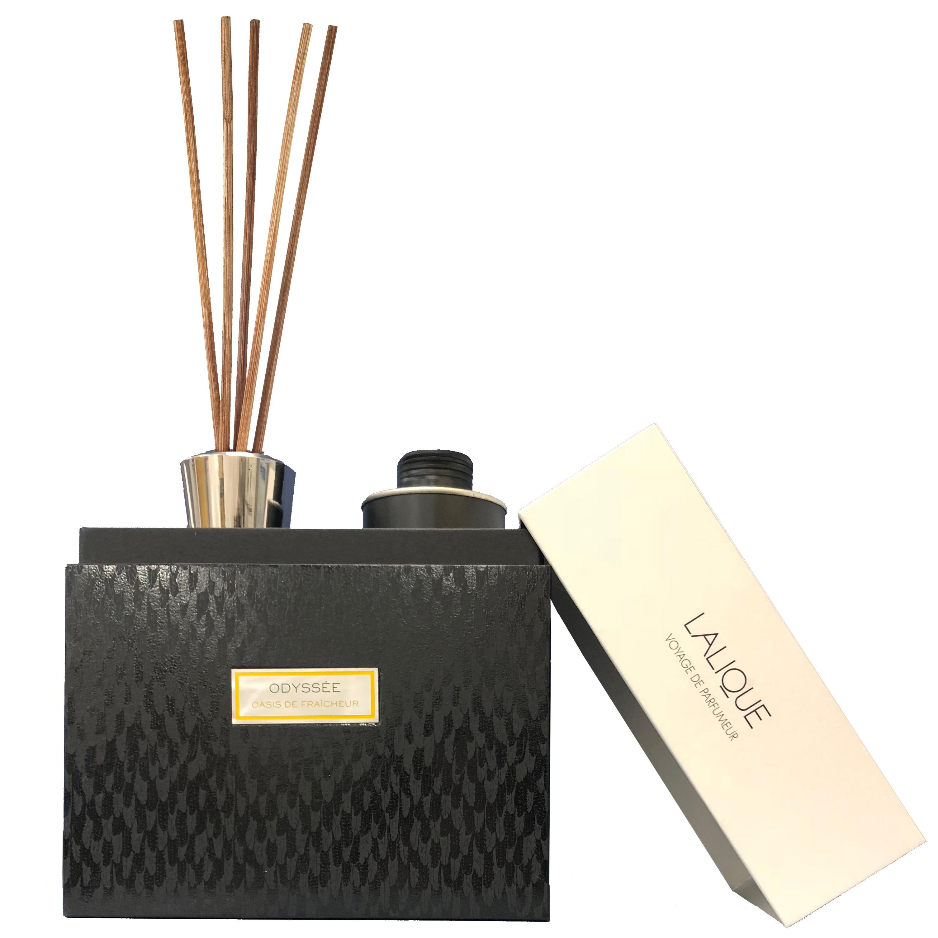 Profumi Per La Casa.I Profumi Per La Casa Diventano Di Lusso Con Lalique